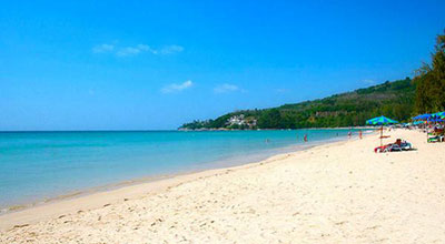 Kamala Beach in Phuket